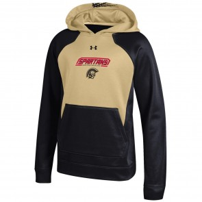 UA Spartans 2 Color Hoody