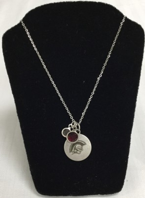 Frankie Tyler Charmed Necklace