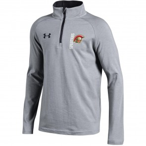 UA Yth Charged Cotton 1/4 Zip
