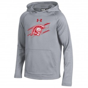 UA Boys Ninja Hoody Flash dsgn