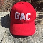 Airport Letter GAC Hat