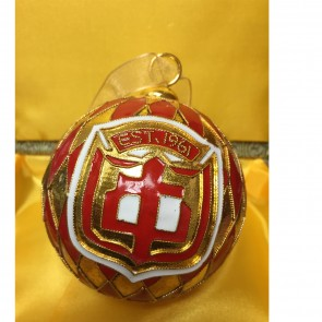 GACS Harlequin Ornament