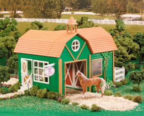 Breyer Stablemates Riding Acad
