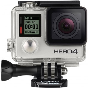GOPro Hero4 Black Digital Cam