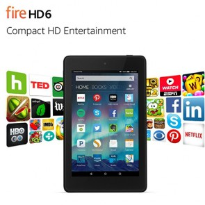 FIRE HD 6 WIFI 8GB