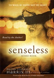 Senseless Audiobook,3 CD set