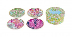 Lilly Pulitzer Coaster Set