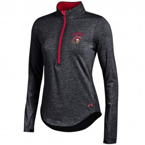 UA Charged Cotton 1/2 Zip