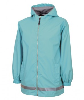 New Englander Rain Jacket YTH