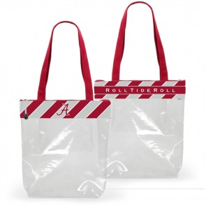 Zippered Stadium Tote