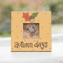 Autumn Days Frame