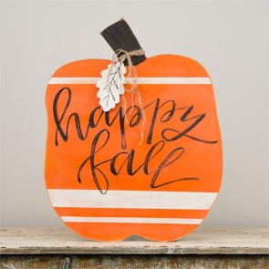 Happy Fall Pumpkin Board