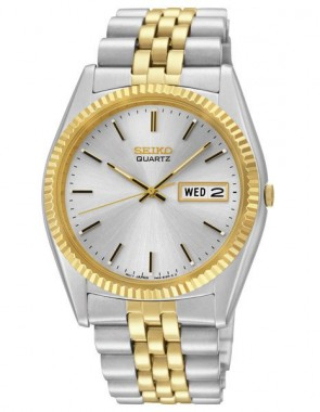 Men's 2-tone Dress Watch