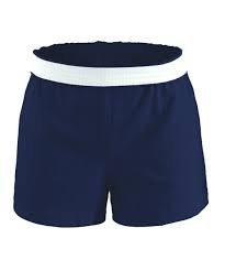 Soffee Shorts, Navy