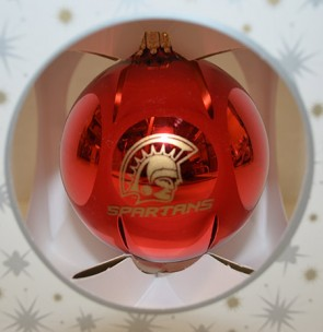 GAC Custom Glass Ball Ornament