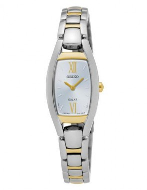 Ladies Sport 2-tone watch