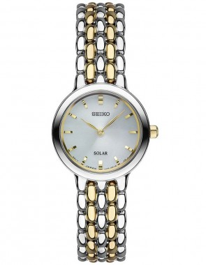 Seiko Ladies 2-Tone Watch