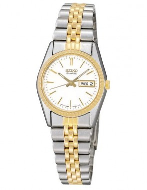 Ladies Dress 2-tone Watch