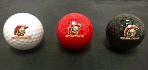 Spartans Golf Ball