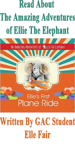 The Amazing Adventures of Ellie The Elephant