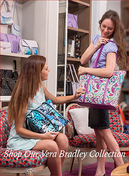 Shop Our Vera Bradley Collection